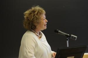 Professor Edna Nahshon, Jewish Theological Seminary